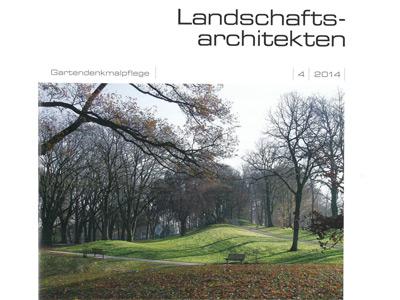 Artikel - Landschaftsarchitektur Ehrig
