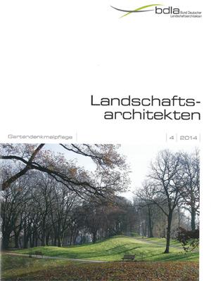 Publikation - Landschaftsarchitektur Ehrig